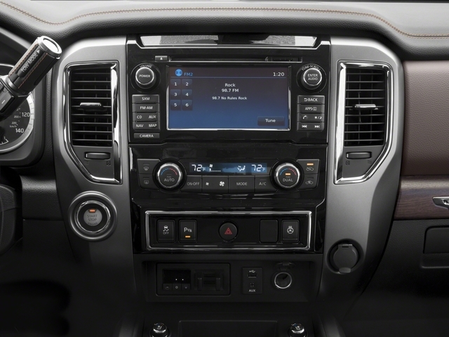2018 Nissan Titan XD 4x4 Diesel Crew Cab Platinum Reserve - 17519961 - 8