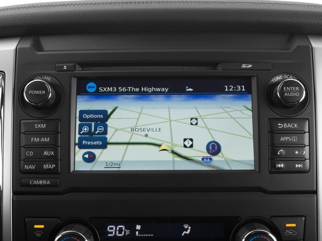 2018 Nissan Titan XD 4x4 Gas Crew Cab SL - 17221246 - 15