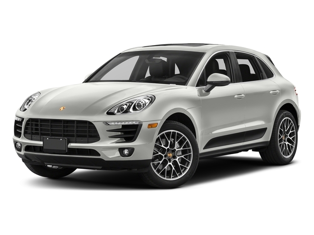 2018 Porsche Macan Turbo AWD - 17665707 - 1