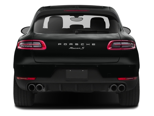 2018 Porsche Macan Turbo AWD - 17665707 - 4