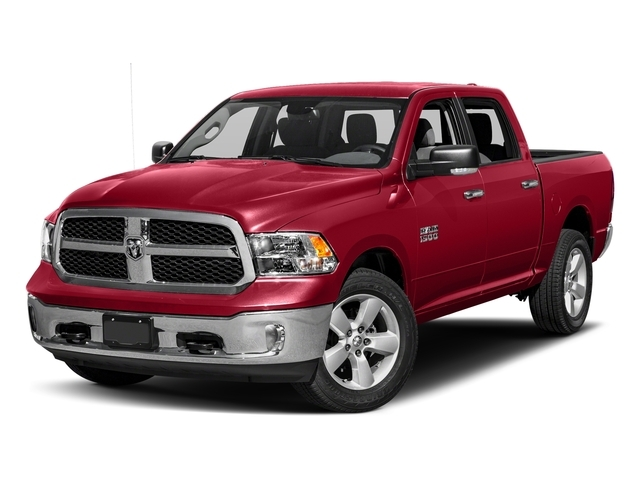"2018 Ram 1500 Big Horn 4x4 Crew Cab 5'7"" Box - 17029024 - 1"
