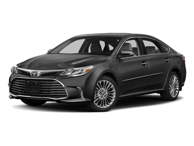 2018 new toyota avalon limited at hudson toyota serving jersey city bayonne kearny nj iid. Black Bedroom Furniture Sets. Home Design Ideas