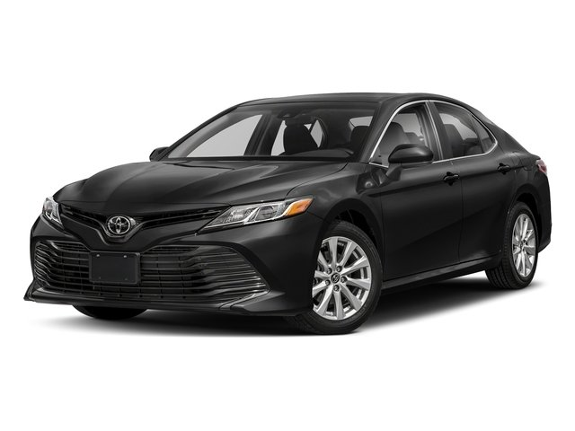 2018 Toyota Camry LE Automatic - 17973306 - 1