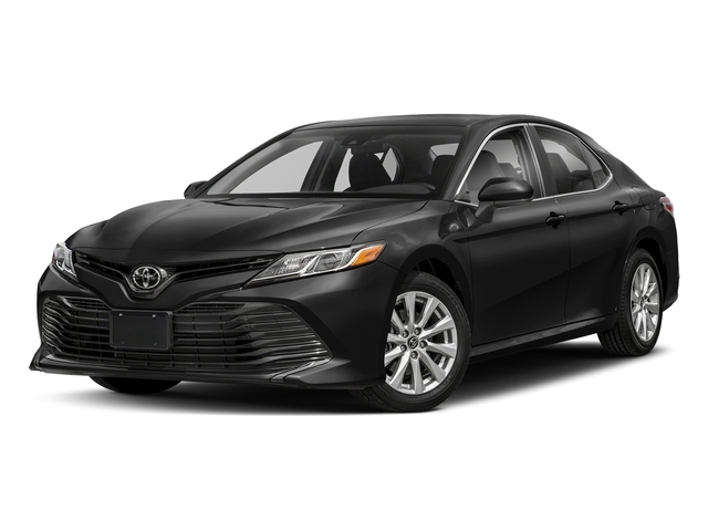2018 Toyota Camry LE - 18258132 - 1