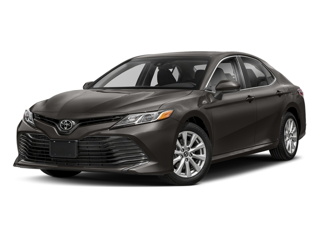 2018 Toyota Camry XLE Automatic - 17198985 - 1