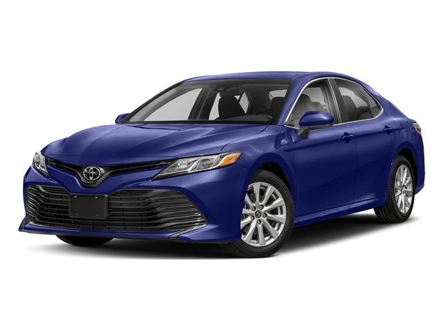 2018 Toyota Camry LE Automatic - 17707845 - 1