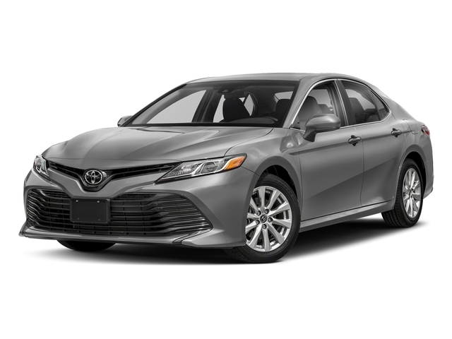 2018 Toyota Camry LE Automatic - 17113995 - 1