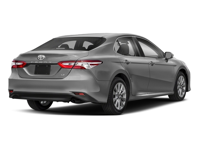 2018 New Toyota Camry L Automatic At Toyota Of