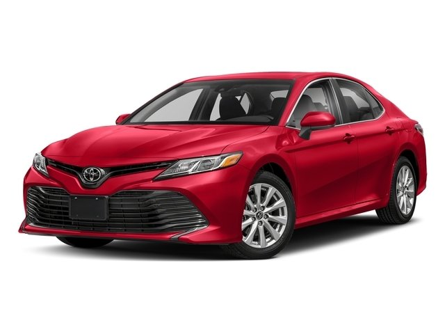 2018 Toyota Camry LE Automatic - 17377439 - 1