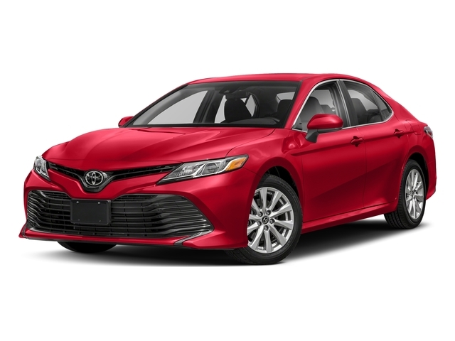 2018 Toyota Camry LE Automatic - 17459584 - 1