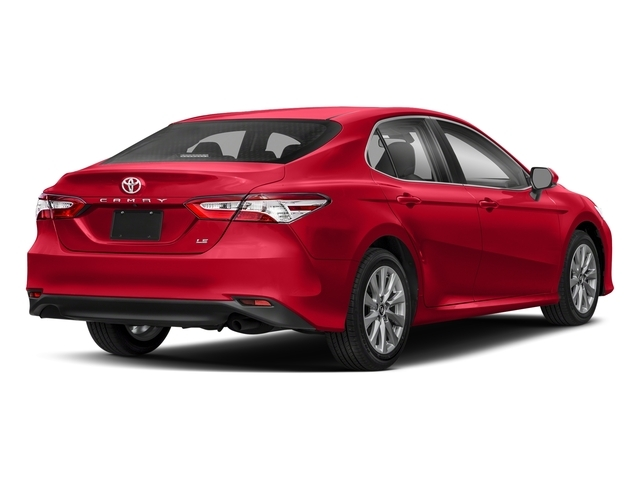 2018 Toyota Camry LE Automatic - 17377439 - 2