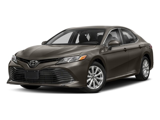 2018 Toyota Camry LE Automatic - 17649688 - 1