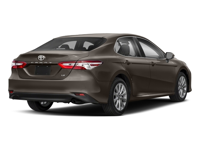 2018 Toyota Camry LE Automatic - 17229224 - 2