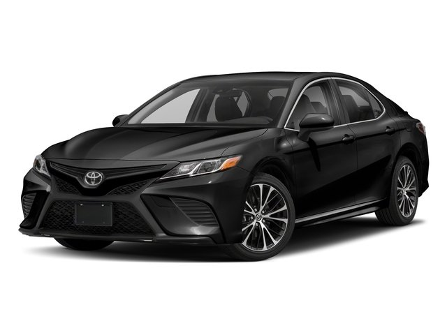 2018 Toyota Camry SE Automatic - 17314131 - 1