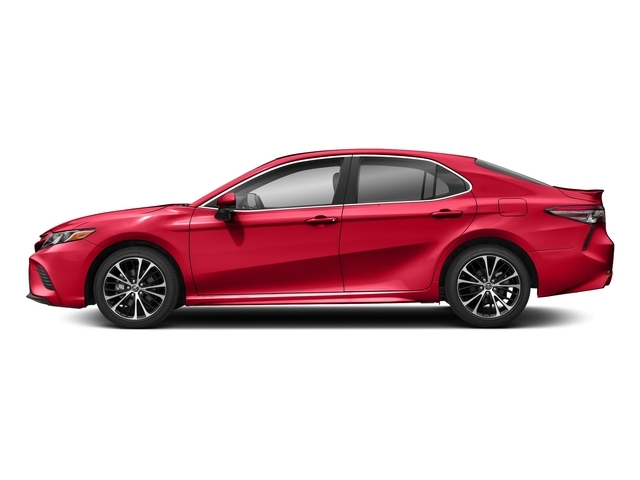 2018 Toyota Camry SE Automatic - 17528859 - 0