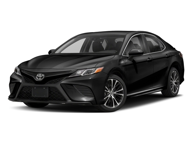 2018 Toyota Camry SE Automatic - 17615205 - 1