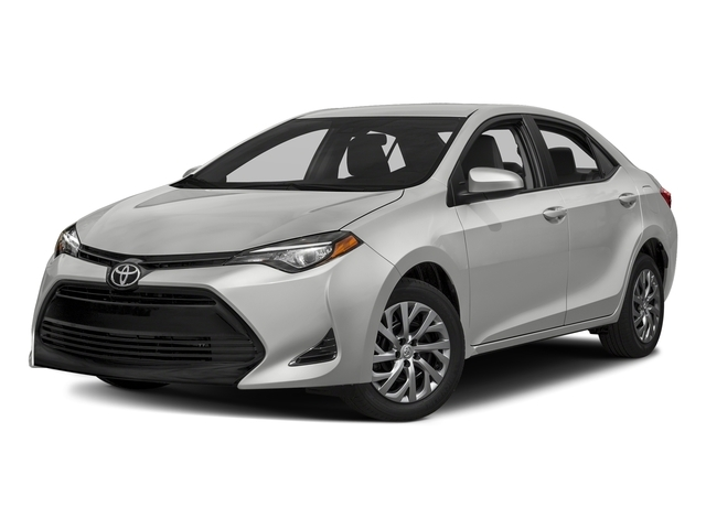 2018 Toyota Corolla LE CVT - 17063297 - 1