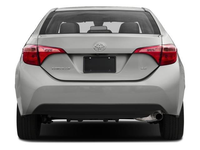 2018 Toyota Corolla LE CVT - 17435162 - 4