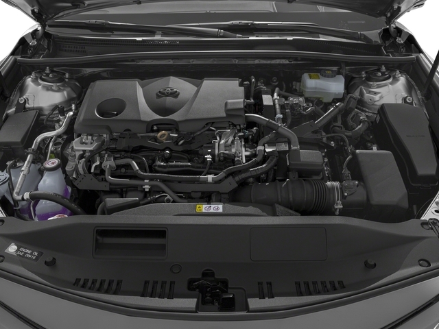 2018 Toyota Camry Hybrid SE CVT - 16945674 - 11