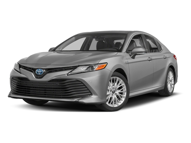 2018 Toyota Camry Hybrid XLE CVT - 16854806 - 1