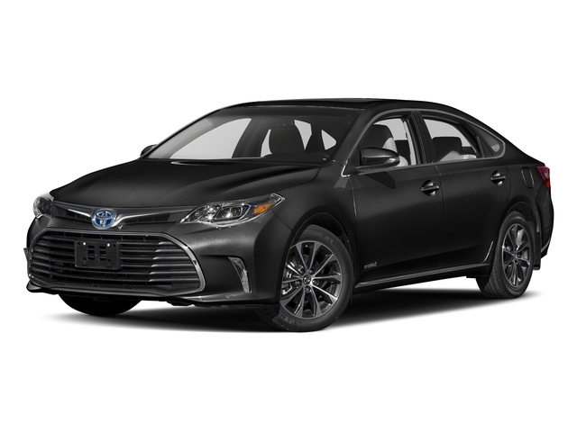 2018 New Toyota Avalon Hybrid Xle Plus At Hudson Toyota