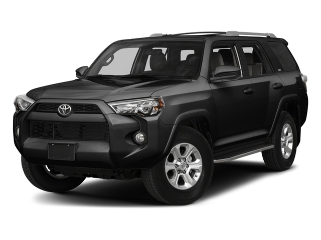 2018 Toyota 4Runner SR5 Premium 4WD - 16930987 - 1