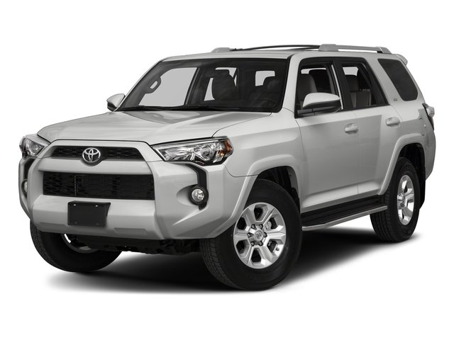 2018 New Toyota 4runner Sr5 Premium 4wd At Hudson Toyota Serving Jersey City Bayonne Amp Kearny