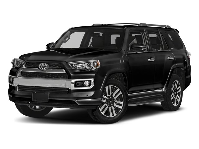 2018 Toyota 4Runner Limited 4WD - 17791232 - 1