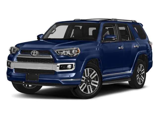 2018 Toyota 4Runner Limited 4WD - 17507768 - 1