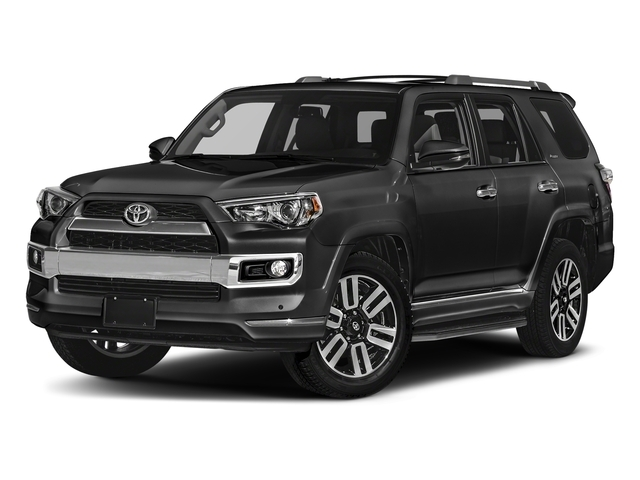 2018 used toyota 4runner limited, rwd ts pkg (3rd row seat) $1365