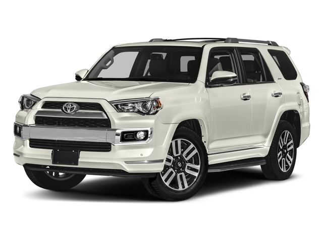 2018 New Toyota 4runner 4dr Suv Limited 4wd At Hudson
