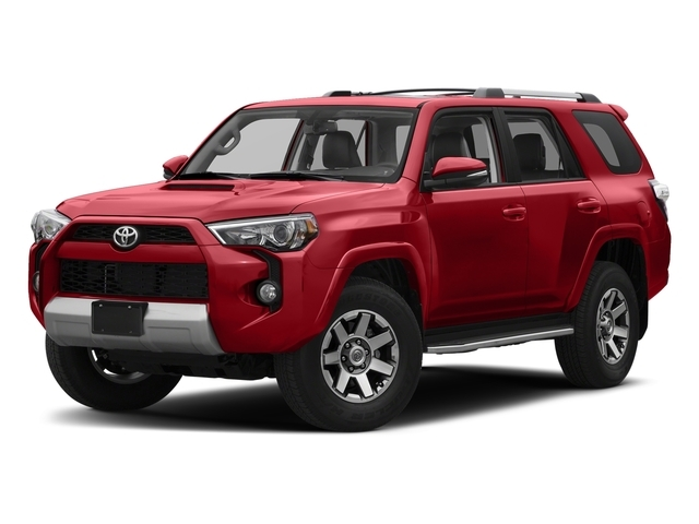 2018 Toyota 4Runner TRD Off Road 4WD - 17414962 - 1