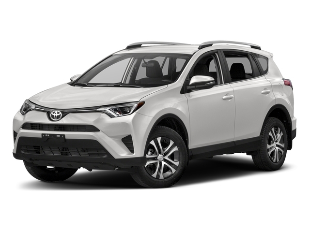 2018 New Toyota Rav4 Le Fwd At The Auto Network Serving