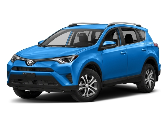 2018 Toyota RAV4 LE AWD - 17424108 - 1