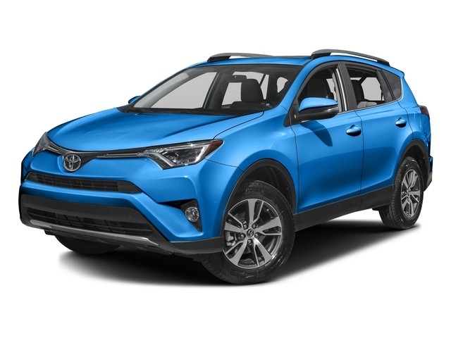 2018 Toyota RAV4 XLE AWD - 18595396 - 1