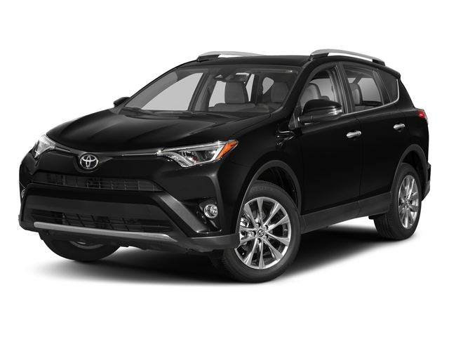 2018 Toyota RAV4 Limited AWD - 18092772 - 1