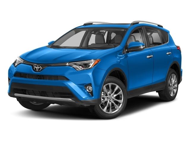 2018 New Toyota Rav4 Se Awd At Hudson Toyota Serving