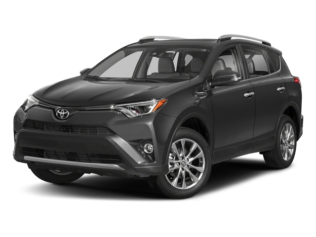 2018 New Toyota Rav4 Limited Awd At Toyota Of Turnersville