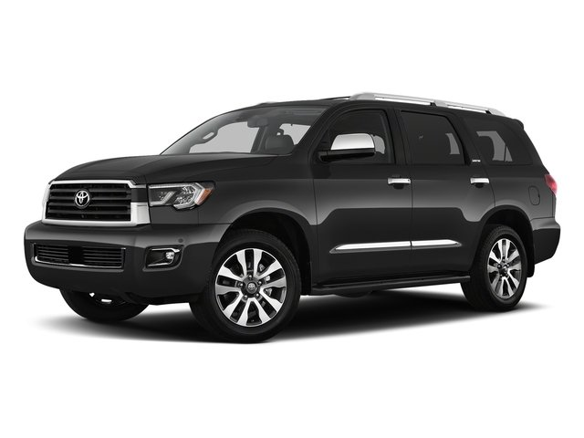 2018 Toyota Sequoia Limited 4WD - 17404788 - 1