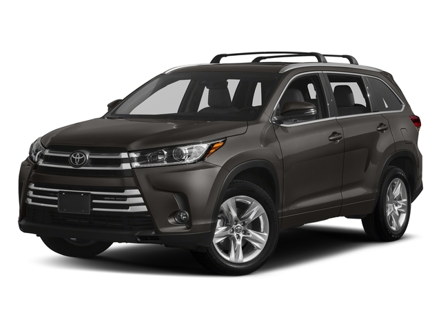 2018 Toyota Highlander Limited V6 AWD - 17195372 - 1