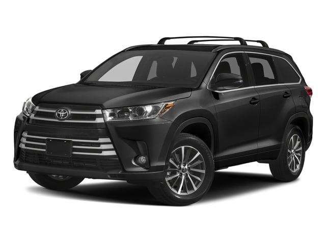 2018 New Toyota Highlander Xle V6 Awd At Hudson Toyota