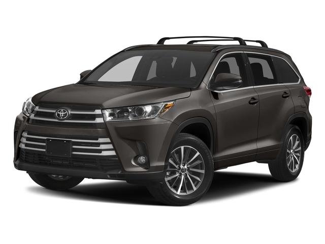 2018 New Toyota Highlander Xle V6 Awd At Toyota Of