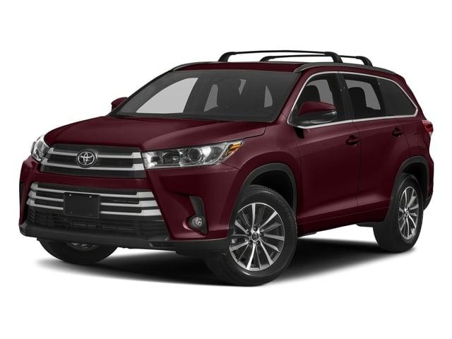 2018 Toyota Highlander XLE V6 AWD - 17151877 - 1