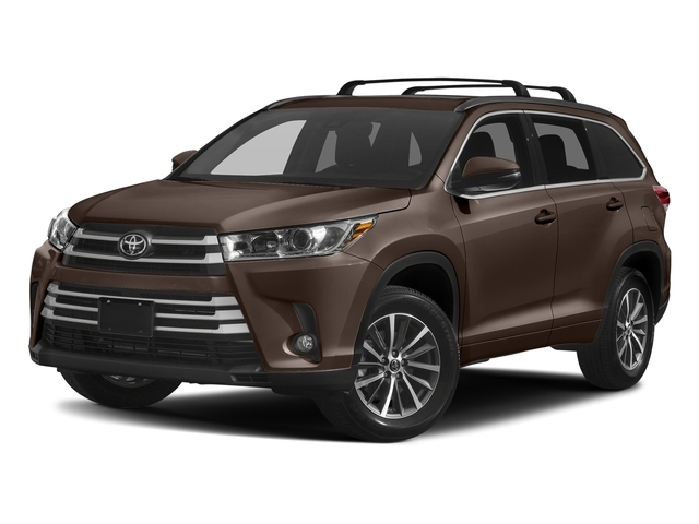 2018 Toyota Highlander XLE V6 AWD - 17233540 - 1