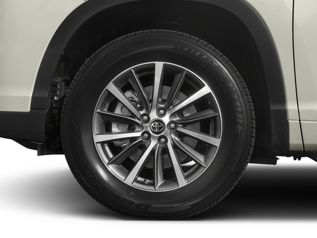 2018 Toyota Highlander XLE V6 AWD - 17340398 - 9
