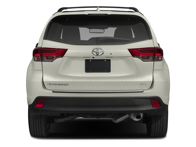 2018 New Toyota Highlander Xle V6 Awd At Toyota Of