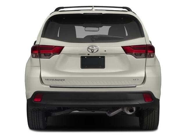 2018 Toyota Highlander XLE V6 AWD - 17047199 - 4