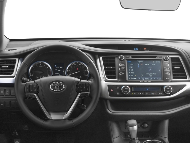2018 Toyota Highlander XLE V6 AWD - 17047199 - 5