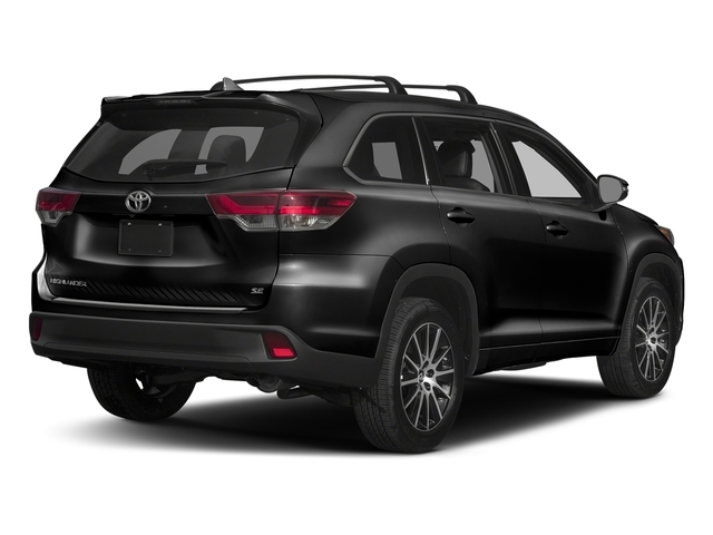 2018 New Toyota Highlander Se V6 Awd At Hudson Toyota