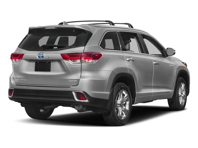 2018 Toyota Highlander Hybrid Limited Platinum V6 AWD - 17190367 - 2